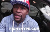 Floyd Mayweather says Ronda Rousey can bounce back & for her to stay focused