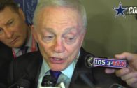 "Jerry Jones says he knows his team is capable of going ""all the way"""