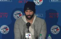 Jose Bautista speaks on turning down other offers to stay with Toronto