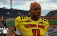 Josh Dobbs gives his Super Bowl 51 pick: New England or Atlanta? (FV Exclusive)