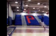 Incredible: 6'1″ Jordan Kilganon throws down impressive slam