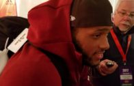 OJ Howard gives his Super Bowl 51 pick: New England or Atlanta? (FV Exclusive)