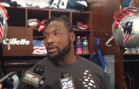 "Patriots RB LeGarrette Blount says Tom Brady ""is the greatest quarterback ever"""