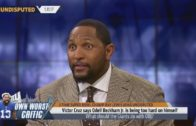Ray Lewis gives his unique advice for Odell Beckham Jr.