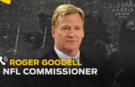 Roger Goodell says he would not be uncomfortable handing the Lombardi Trophy to Tom Brady