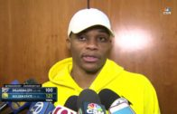 """Russell Westbrook after finding out Zaza Pachulia stood over him: """"I'm going to get his ass back"""""""