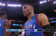 Russell Westbrook tells his teammates not to talk to Kevin Durant (NSFW)