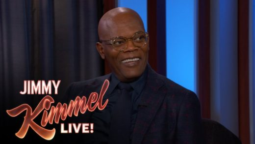 Samuel L. Jackson speaks on being an Atlanta Falcons fan & Golfing with Michael Jordan