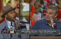 """Steve Smith gvies his takes on Colin Cowherd's """"fraud"""" statements towards Clemson"""