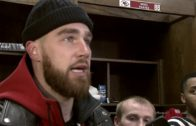 Travis Kelce says NFL ref shouldn't even be allowed to work at Foot Locker