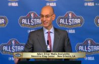 Adam Silver speaks on Kyrie Irving's 'Flat Earth' Theory