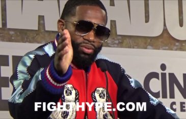 Adrien Broner says he used to blow $35,000 to $50,000 a day