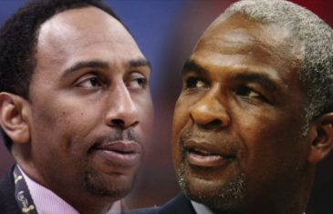 Charles Oakley explains Knicks altercation with Stephen A. Smith