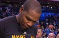 Kevin Durant speaks on winning in his return to Oklahoma City