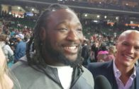 LeGarrette Blount says Lady Gaga doesn't get him pumped up (FV Exclusive)