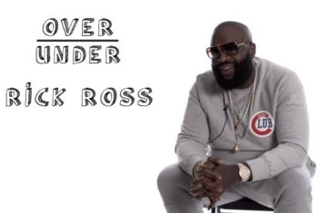 "Rick Ross hilariously calls hockey the game for ""savage white boys"""