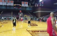 Terrell Owens throws down game sealing dunk at Texas Southern (FV Exclusive)