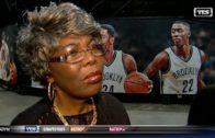 Biggie Smalls' mother Violetta Wallace remembers her son