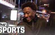 Brandon Marshall can't stop laughing at naked picture of Jay Cutler
