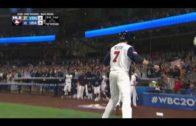 Eric Hosmer blasts clutch game winning home run for Team USA