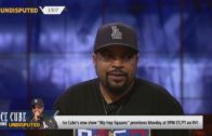 Ice Cube talks Oakland Raiders potential move & Big 3 Basketball