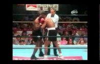 Iron Mike Mondays: Mike Tyson Drops Lorenzo Boyd like a Ton of Bricks