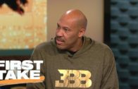 LaVar Ball is unapologetic about his comments about LeBron James' son