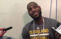 LeBron James says NBA only has resting problem when he sits
