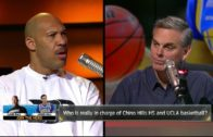 Lonzo Ball speaks on his future NBA career with Colin Cowherd