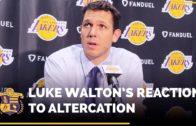 Luke Walton rips NBA officials for handling of Nick Young scuffle
