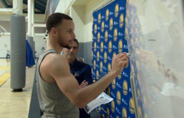 Steph Curry picks Duke to win 2017 NCAA Tournament in his bracket
