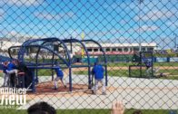 Tim Tebow batting practice with Mets at Spring Training (Part 2 – FV Exclusive)