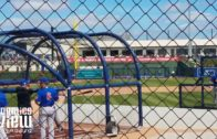 Tim Tebow batting practice with Mets at Spring Training (Part 3 – FV Exclusive)