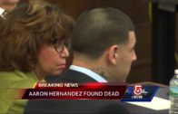 Aaron Hernandez found dead in his prison cell from apparent suicide