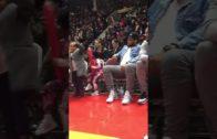DeMar DeRozan & Raptors support Raptors 905 in Championship game (FV Exclusive)