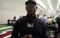 Eric Dickerson on SMU, Ezekiel Elliot, Top 5 Running Backs & Rams turmoil (FV Exclusive)