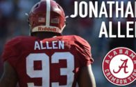 Fanatics View Draft Profile – Jonathan Allen (DE – Alabama)