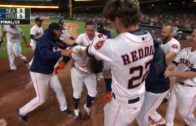 George Springer delivers clutch three-run walk-off homer for Houston