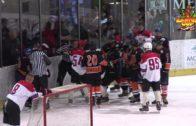 Insane Hockey brawl breaks out in Czech Republic U16 league