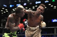 Jermell Charlo KO's Charles Hatley out cold in Brooklyn
