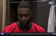Lance Stephenson apologizes to the Raptors for running up the score