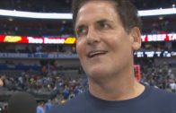 Mark Cuban says Adam Silver & NBA denied him from playing Tony Romo