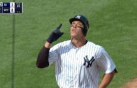 Yankees outfielder Aaron Judge crushes homer vs. Tampa Bay