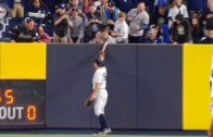 Aaron Judge makes a young fans day by giving him a baseball