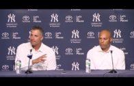 Andy Pettitte & Mariano Rivera speak on Derek Jeter's legacy