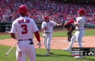 Anthony Rendon hits 3 homers & drives in 10 runs vs. New York