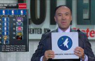Boston Celtics win 2017 NBA Draft Lottery with #1 Overall Pick