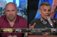 Dana White gives an update on Floyd Mayweather vs. Conor McGregor