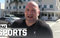 """Dana White says Anderson Silva should """"probably"""" retire"""