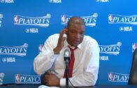 Doc Rivers speaks on the Clippers series loss to the Utah Jazz